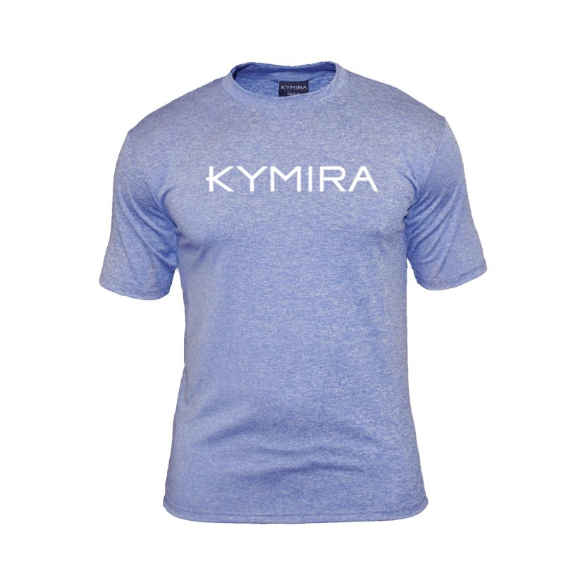 Kymira Men's Crew Marle T-Shirt
