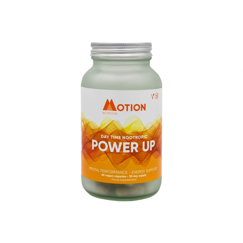 Motion Nutrition : Power Up Supplement
