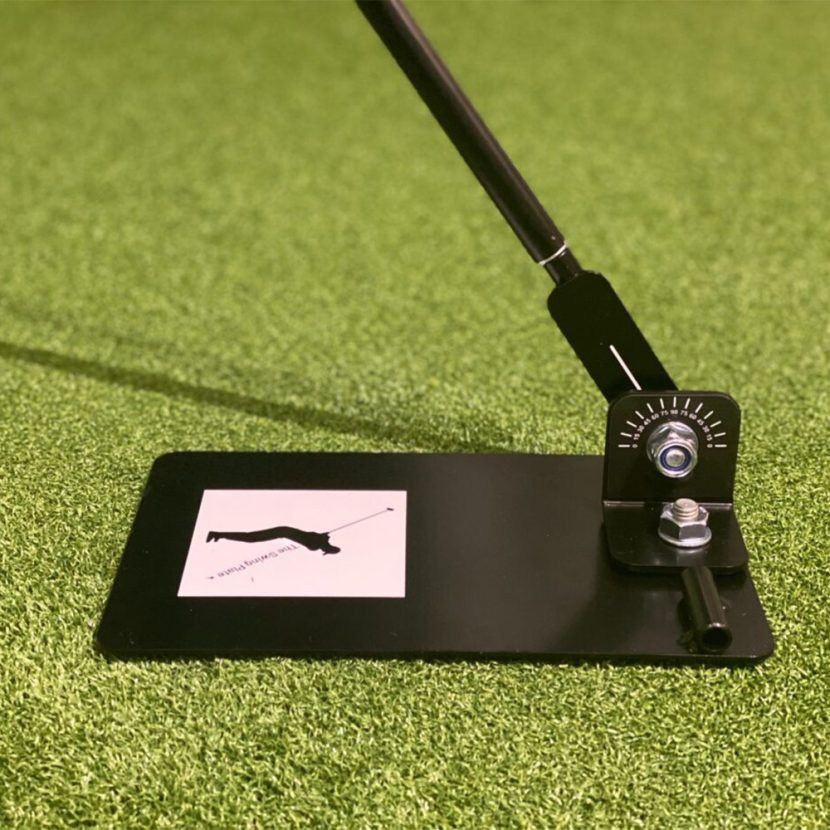 Swing Plate Extension Pole